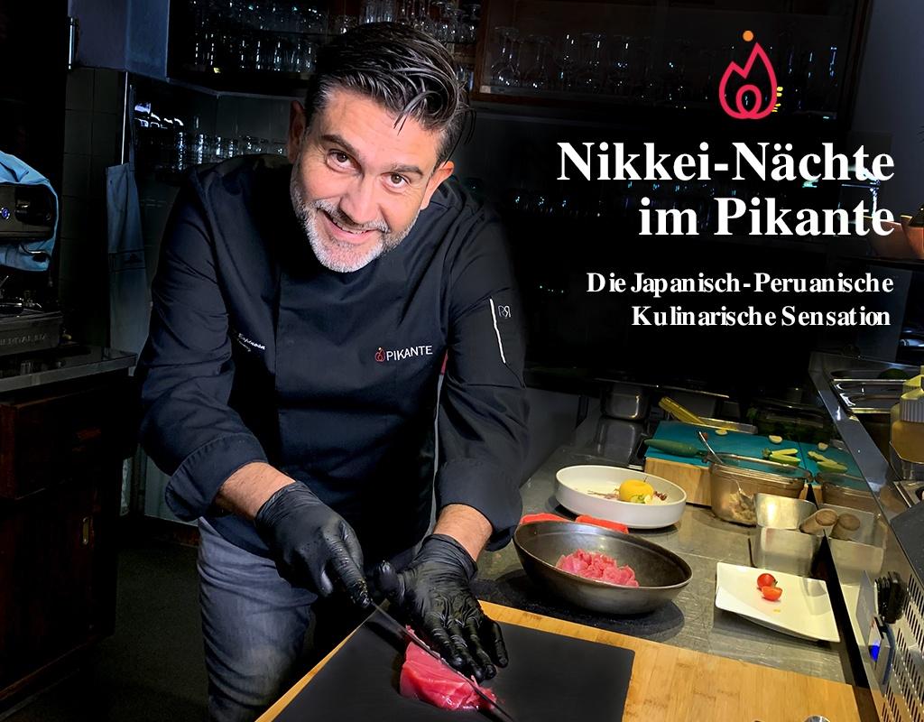 Nikkei-Nächte im Pikante