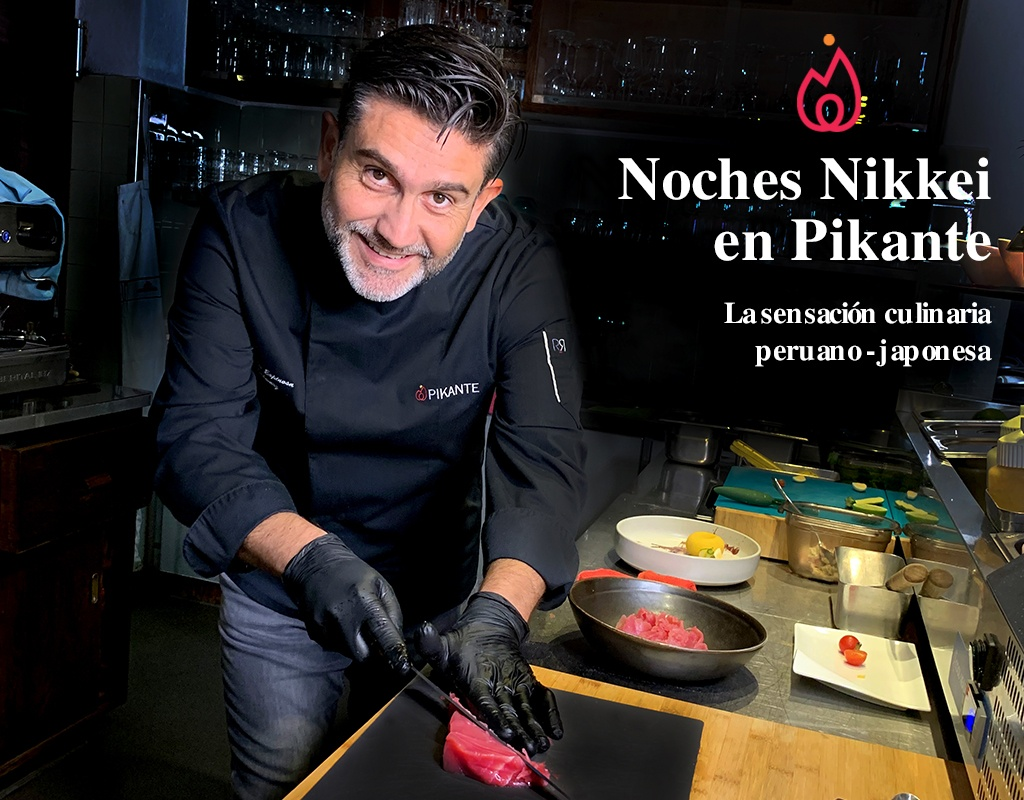 Noches Nikkei en Pikante
