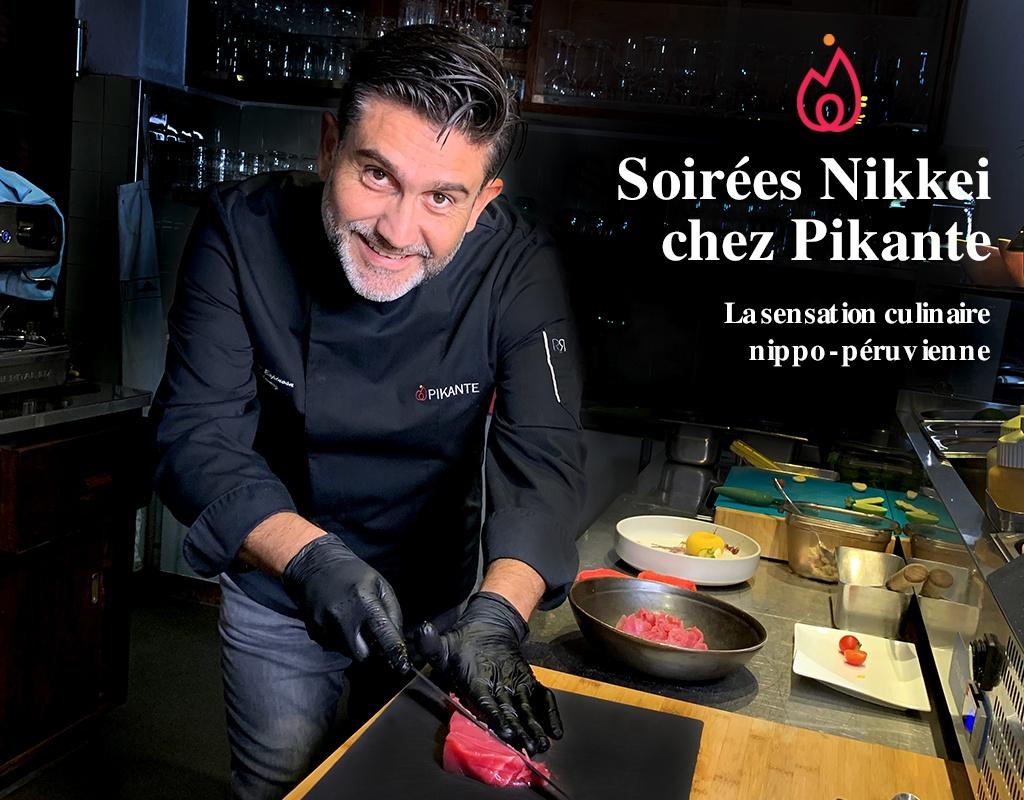 Soirées Nikkei chez Pikante