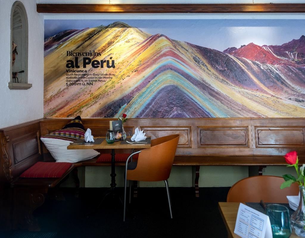 Vinicunca Pisco Lounge – Pikante Restaurant Luzern